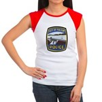 Folsom Police Women's Cap Sleeve T-Shirt