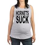 hornetssuck.png Maternity Tank Top