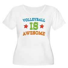 Volleyball Is Awesome T-Shirt