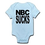 nbcsucksblk.png Infant Bodysuit