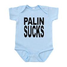 palinsucksblk.png Infant Bodysuit