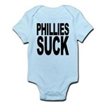 philliessuck.png Infant Bodysuit