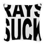 rayssuck.png Woven Throw Pillow