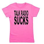 talkradiosucks.png Girl's Tee