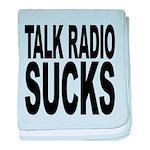 talkradiosucks.png baby blanket