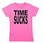 timesucks.png Girl's Tee