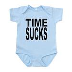 timesucks.png Infant Bodysuit