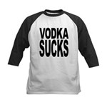 vodkasucks.png Kids Baseball Jersey
