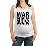 warsucksblk.png Maternity Tank Top