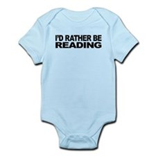 mssidratherbereading.png Infant Bodysuit
