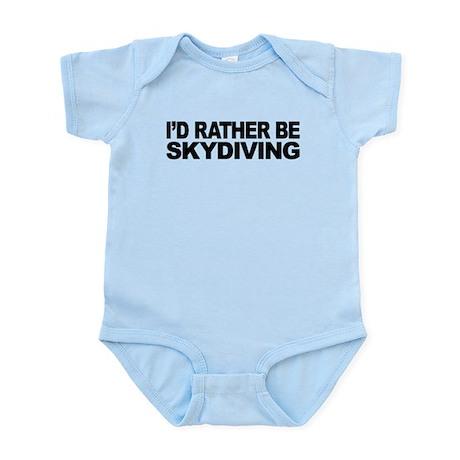 mssidratherbeskydiving.png Infant Bodysuit
