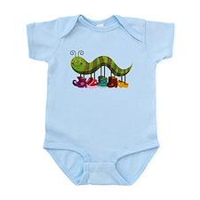 Catty Caterpillar Infant Bodysuit