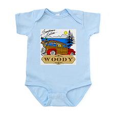Woody Sportsman Edition Infant Bodysuit