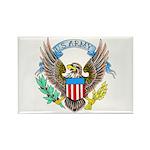 U.S. Army Eagle Rectangle Magnet