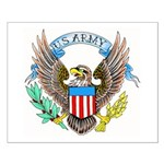 U.S. Army Eagle Small Poster