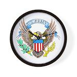 U.S. Army Eagle Wall Clock