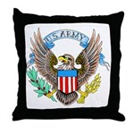 U.S. Army Eagle Throw Pillow