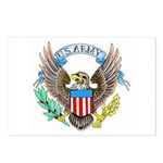 U.S. Army Eagle Postcards (Package of 8)