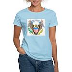 U.S. Army Eagle Women's Pink T-Shirt