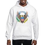 U.S. Army Eagle (Front) Hooded Sweatshirt