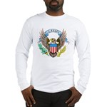 U.S. Army Eagle (Front) Long Sleeve T-Shirt