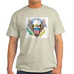 U.S. Army Eagle Ash Grey T-Shirt