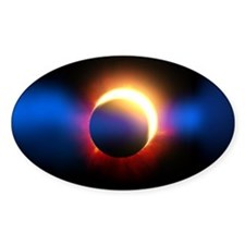 Solar Eclipse Decal