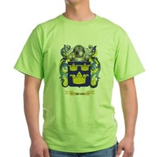 Ward Family Crest (Coat of Arms) T-Shirt
