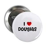 "I * Douglas 2.25"" Button (10 pack)"