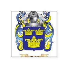 Wards Family Crest (Coat of Arms) Sticker