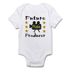 Movie Producer Infant Bodysuit