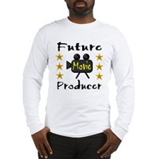 Movie Producer Long Sleeve T-Shirt