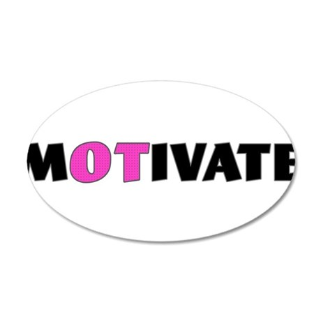 MOTIVATE Wall Decal