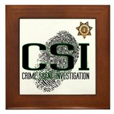 CSI Framed Tile