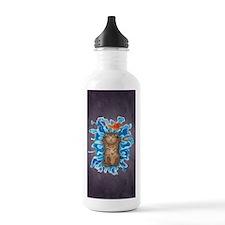 Water Splash Cat Goldfish Water Bottle