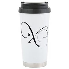 X Ceramic Travel Mug
