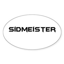 Sidmeister Decal