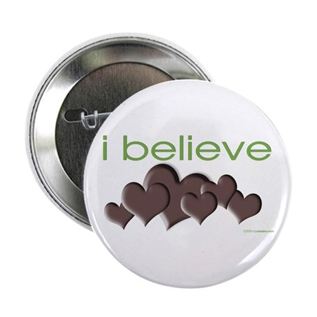I believe in chocolate Button