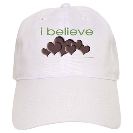 I believe in chocolate Cap
