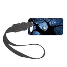 Night Sky Luggage Tag
