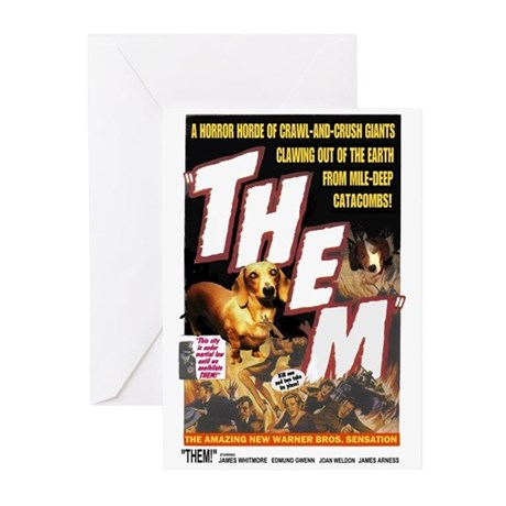 THEM Greeting Cards (Pk of 10)