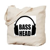 Bass Head Tote Bag