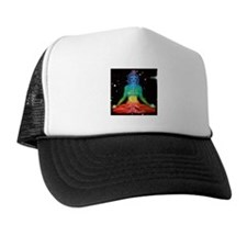 CHAKRAS 3 Trucker Hat