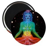 CHAKRAS 3 Magnet
