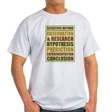 Scientific Method T-Shirt