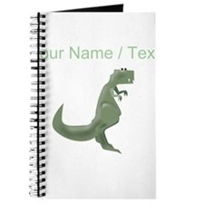 Custom T-Rex Journal