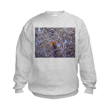 Clown Fish Kids Sweatshirt