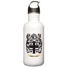 Westley Family Crest (Coat of Arms) Water Bottle