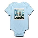 DIVE Loreto Infant Bodysuit