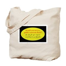 Cool Breastmilk Tote Bag